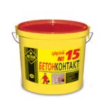 Бетоноконтакт №15 Артисан