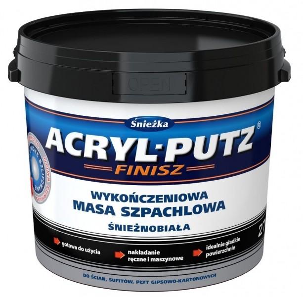 Acryl-Pytz finisz Готовая шпакл.