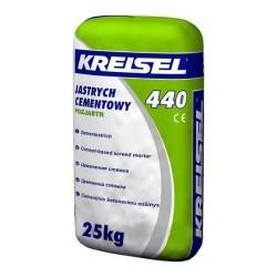 СТЯЖКА тёплый пол KREISEL 440 (25кг) 25-60мм