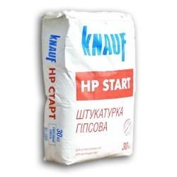 ШТУКАТУРКА KNAUF HP Start (30кг) гипсовая