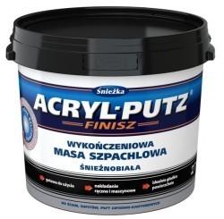 ШПАКЛЁВКА готовая ACRYL-PUTZ FINISH (27кг) Sniezka