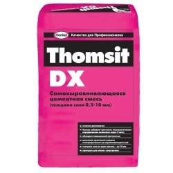 САМОВЫРАВ. пол THOMSIT DX (25кг) 0,5-10мм