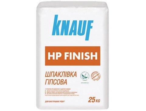 ШПАКЛЁВКА гипсовая KNAUF HP Finish ( 25кг)