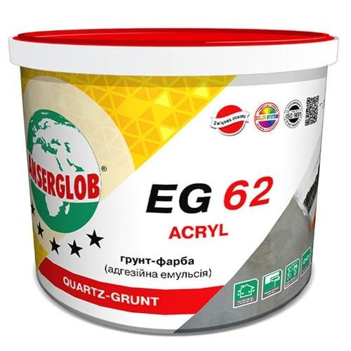 ГРУНТУЮЩАЯ краска ANSERGLOB EG-62 ACRYL (10л_15кг)